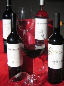 Weinverkostung bei REDRÖH
