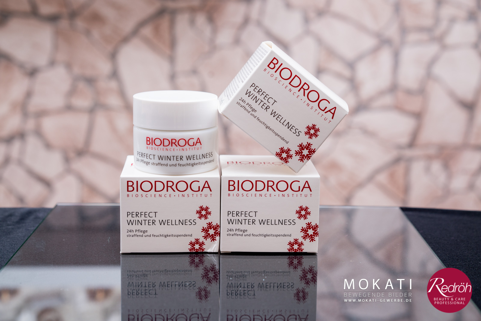Redröh - Beauty & Care professional mit Produktaktion für November