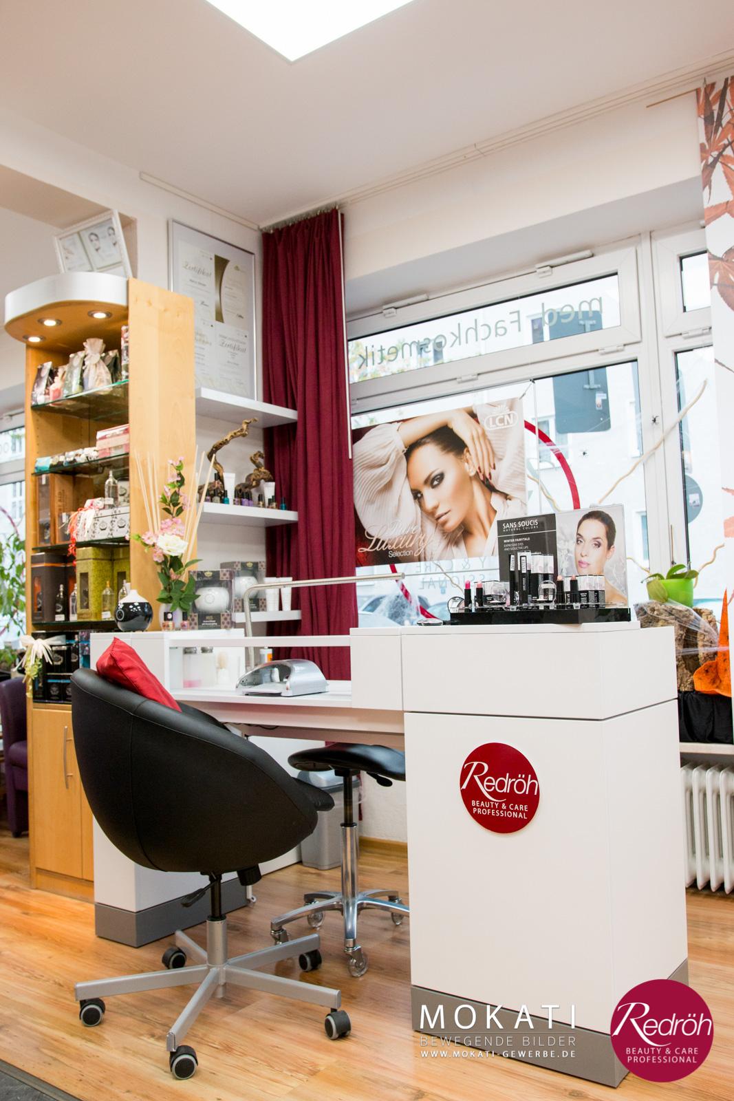 Redröh - Beauty & Care professional nach dem Umbau