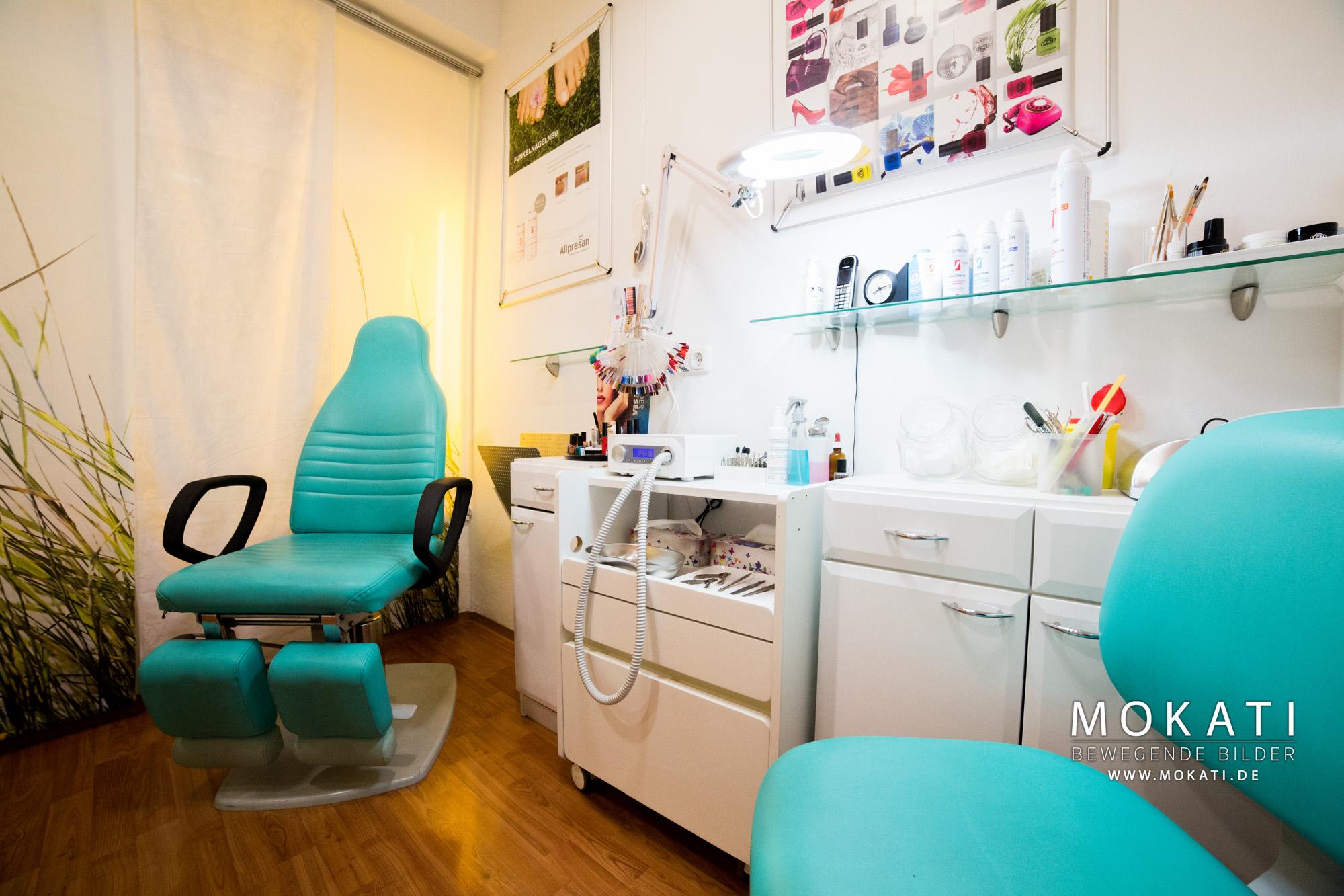 Pediküre und Fußpflege bei Redröh Kosmetik und Beautystudio in München