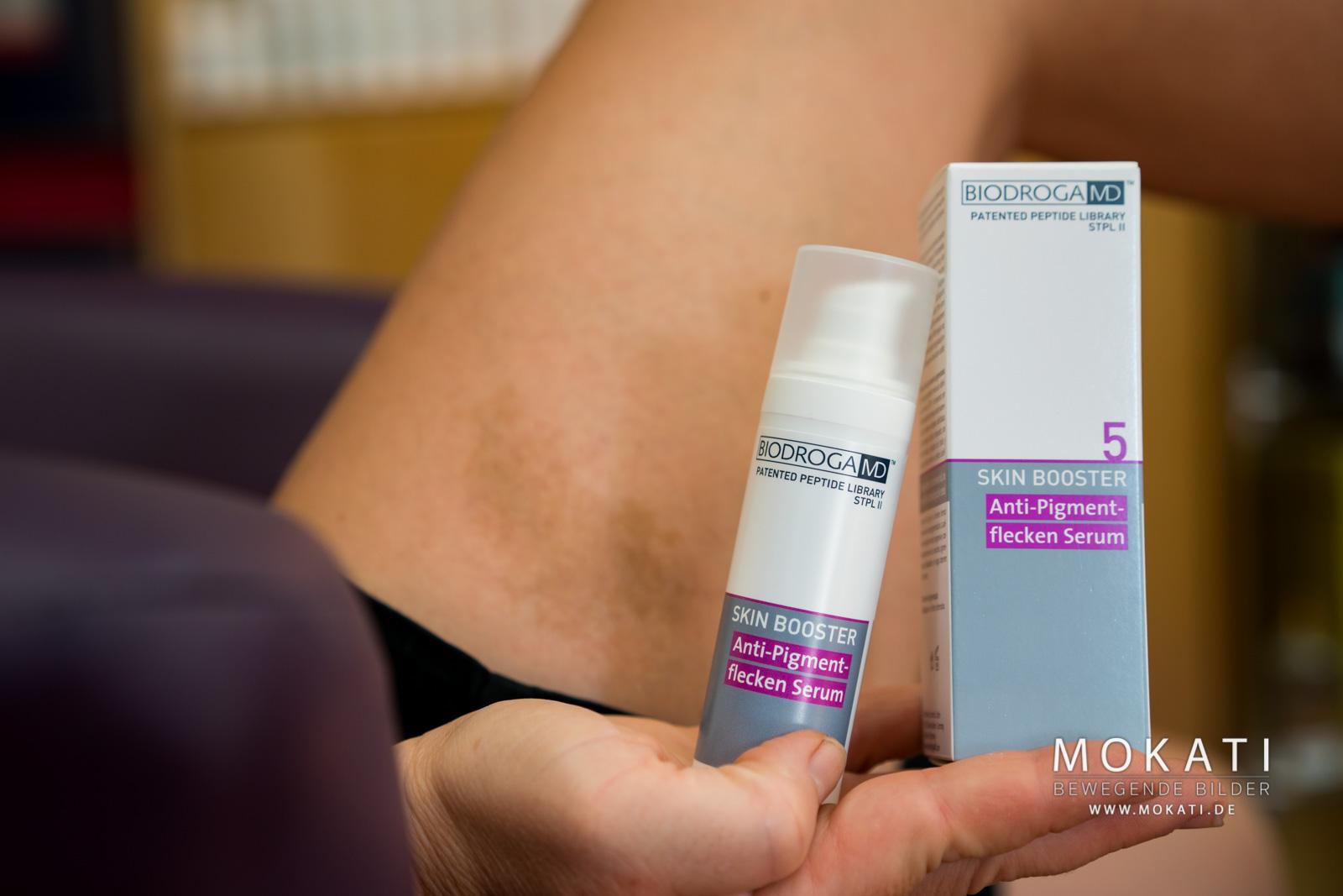 Anti-Pigmentflecken Serum im Angebot bei Redröh - Beauty & Care professional Kosmetikstudio in München