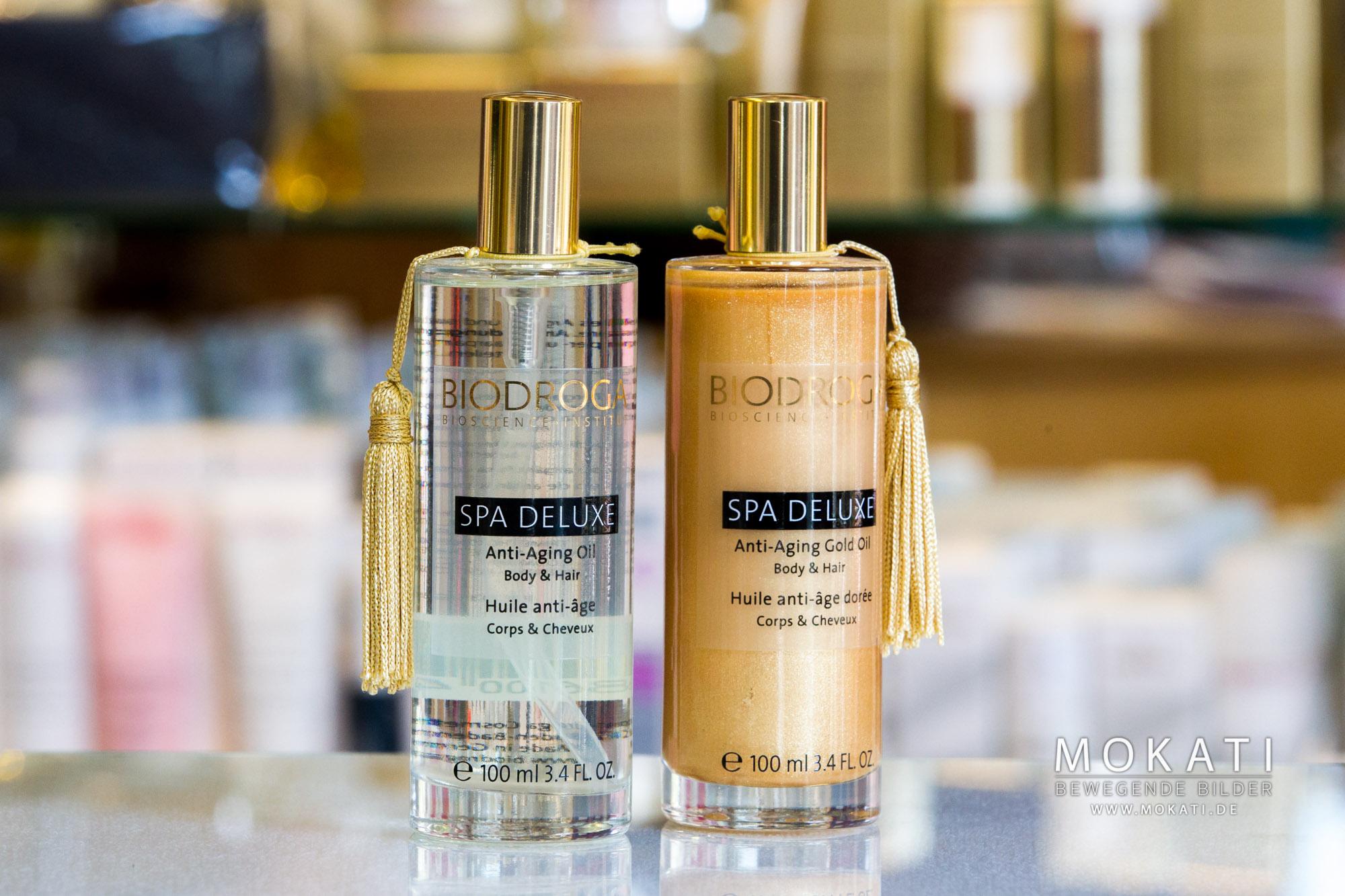 Redröh - Kosmetikstudio SPA DELUXE Anti Aging Oil für Body & Hair