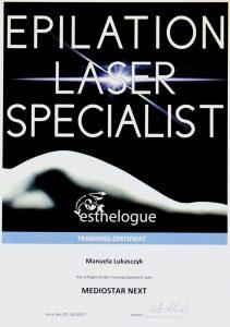 laser spezialist manuela lukasczyk