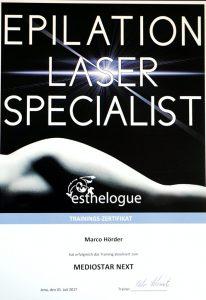 laser spezialist marco hoerder
