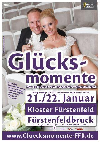 Plakat Glücksmomente FFB