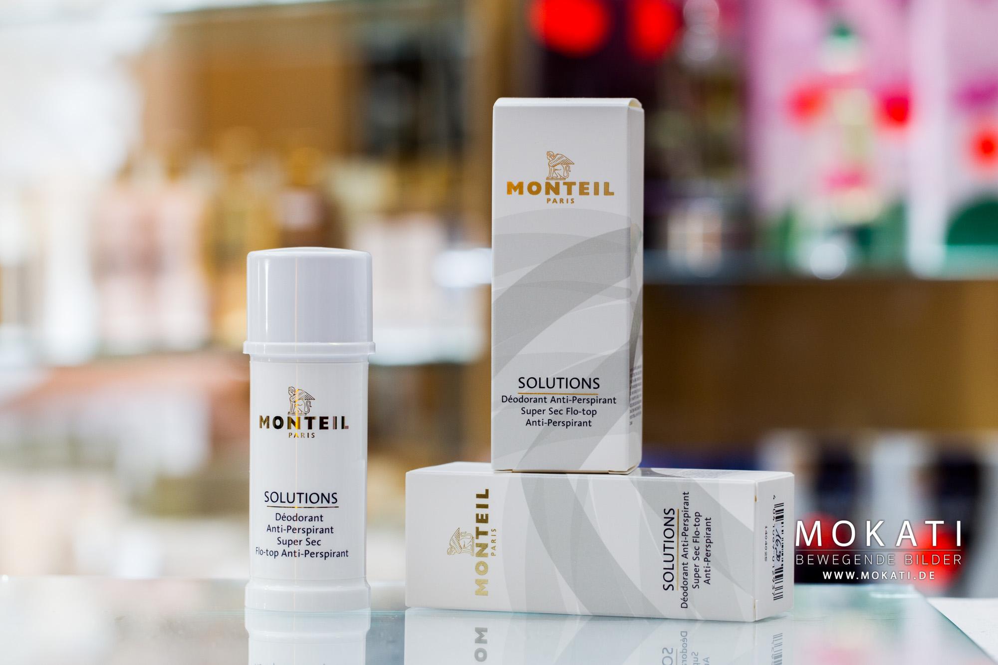 Bei Redröh Kosmetikstudio: Das hochwirksame Antitranspirant schützt stundenlang zuverlässig vor Körpergeruch und Schweißflecken