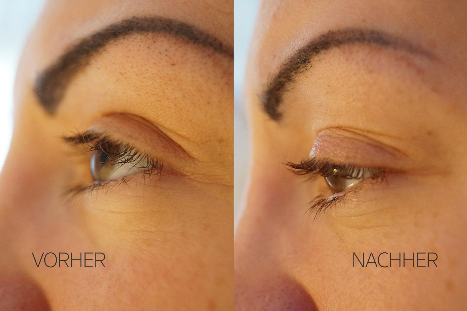 Wimpernwelle – der perfekte Schwung dür Ihre Wimpern - bei Ihrem Kosmetikstudio in München