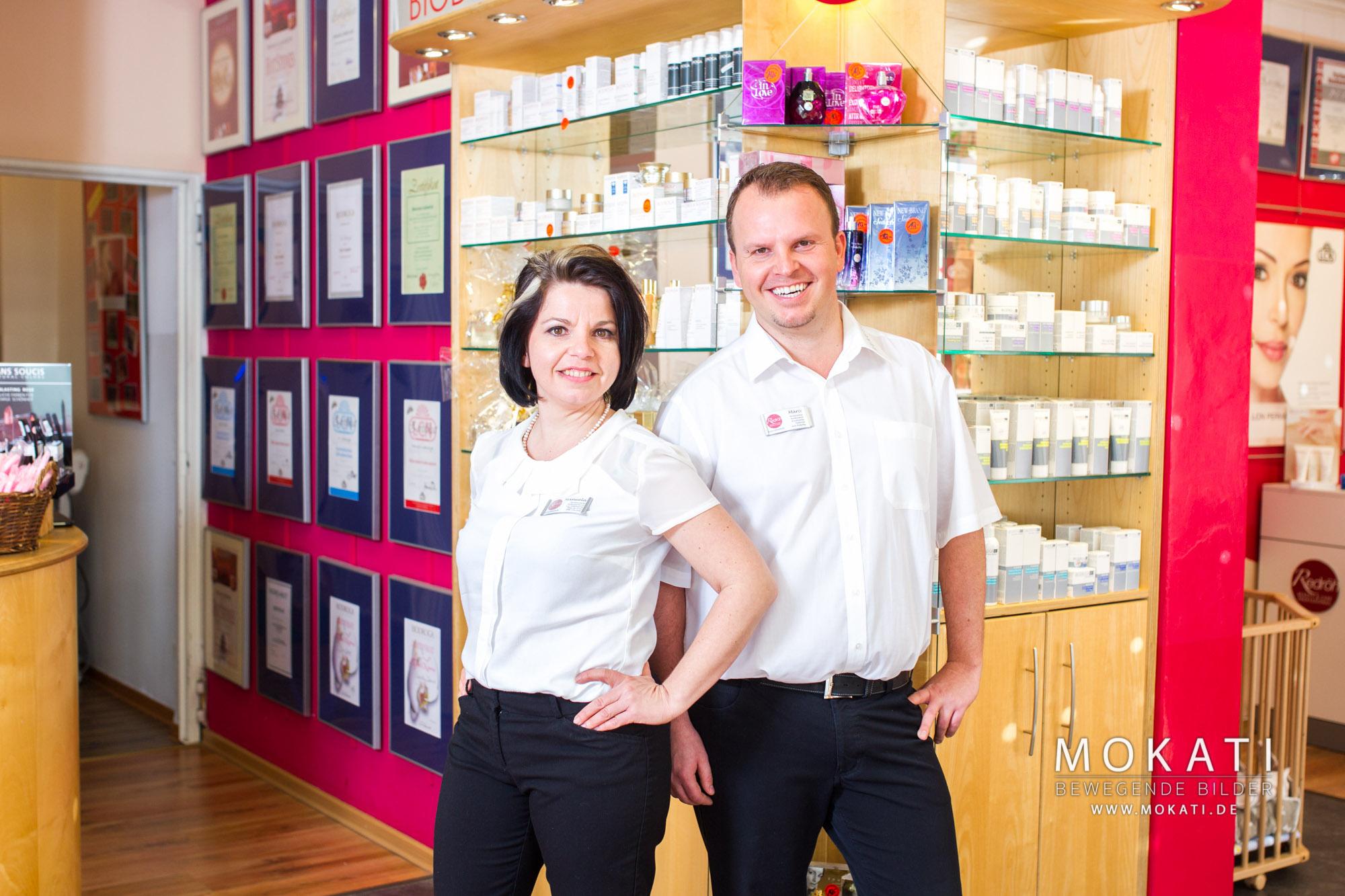 Redröh - Kosmetikstudio Manu Lukasczyk und Marco Hörder